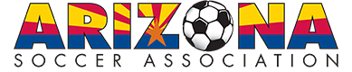 Arizona Soccer Association Logo